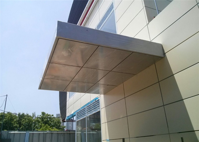 Aluminum Building Panels 1220*2440mm Aluminum Wall Panels