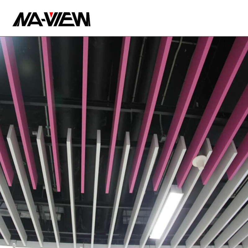 Good Price acoustic ceiling tile 60x60 aluminum tiles 3d murals